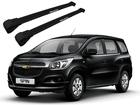 Rack Travessa de Teto para Chevrolet Spin - Projecar Preto Largo