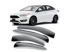 Calha de Chuva para Focus Sedan 14/.. Modelo Super Calha Fumê