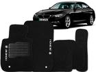 Tapete Carpete BMW 330i 2011/.. Preto 5 Peças