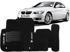 Tapete Carpete BMW 325i 13/.. Preto 5 pçs
