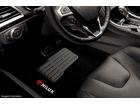 Tapete Carpete Toyota Hilux Cabine Dupla 2006/2015 Preto 5 Peças