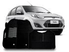 Tapete Ford Fiesta Sedan / Hatch 2002/2014 5 peças