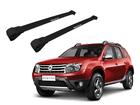 Rack Travessa de Teto para Renault Duster 2015 - Projecar Preto Largo