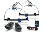 Kit Vidro Elétrico Sensorizado para Ka 1997/2001