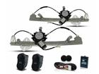 Kit Vidro Elétrico Sensorizado para Sandero 2007/2010 Dianteiro