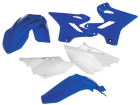 Kit De Plasticos para Yamaha Yz 125/250 06/14 Cor Original RACETECH